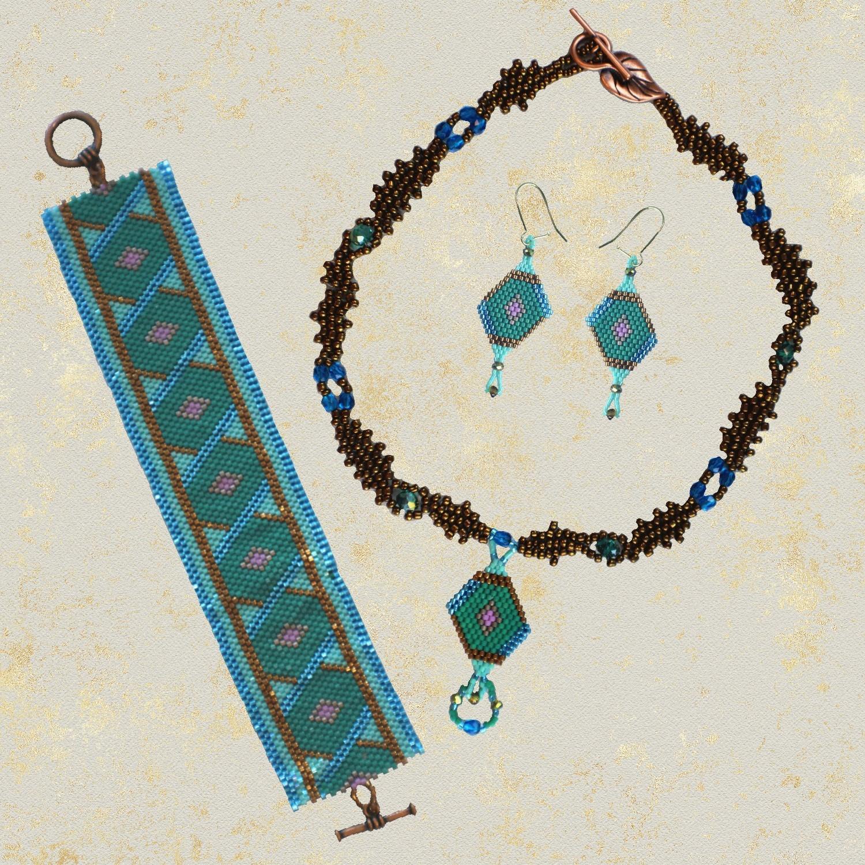 Christina Jewelry Set