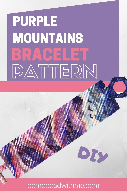 Peyote Bead Patterns for Bracelets