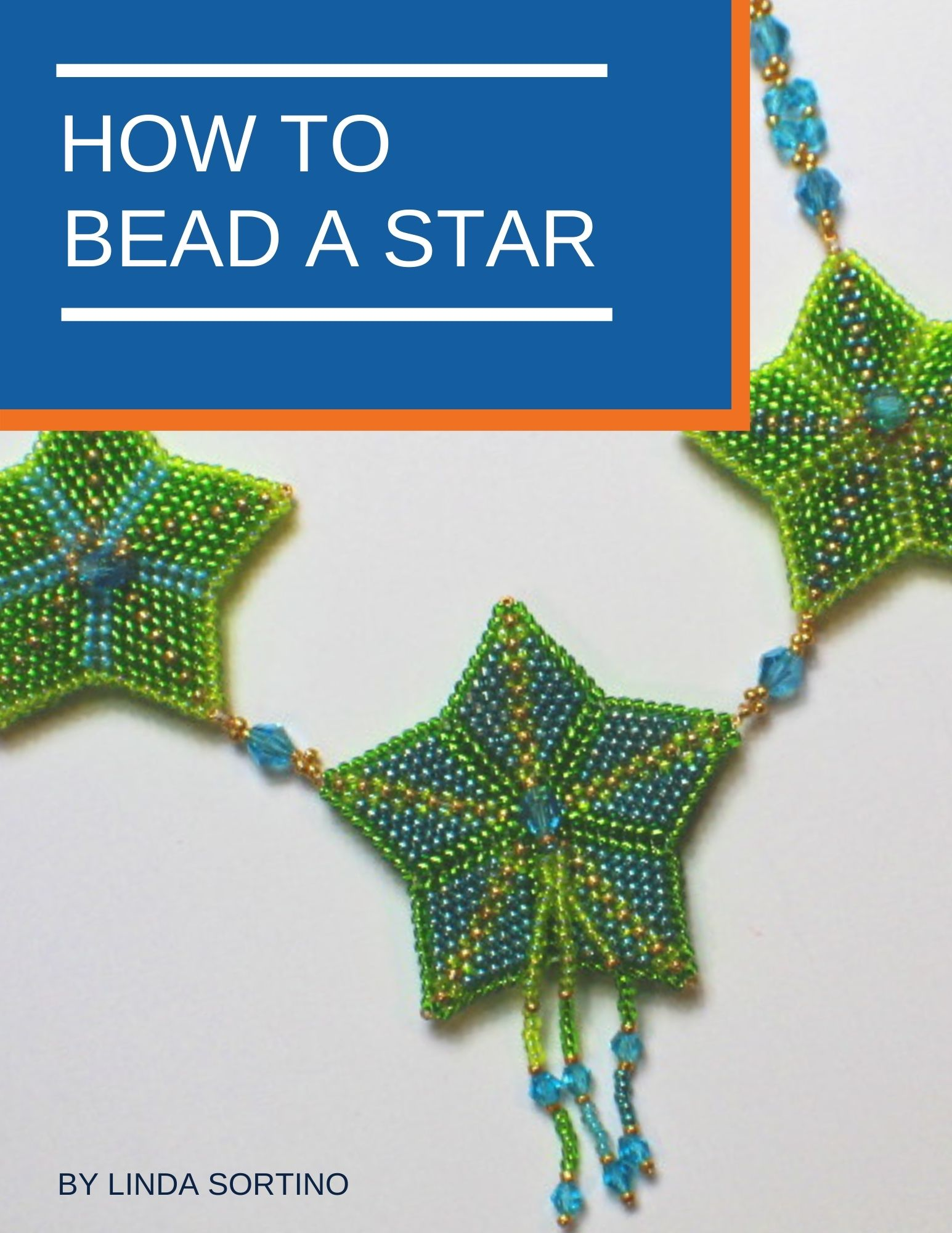 How to bead a star cover