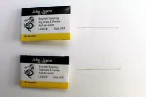 John James English Beading Needles