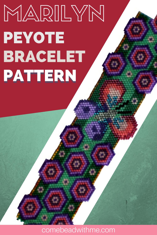 Brick Stitch Bracelet Patterns