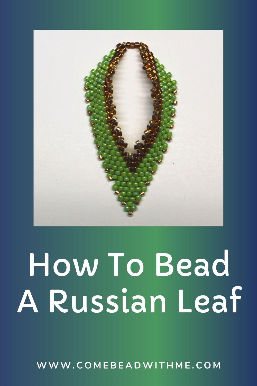 Russian Leaf Tutorial